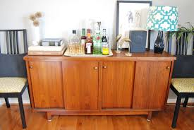 dining room hutches styles how to style a dining room buffet a before and after the charming