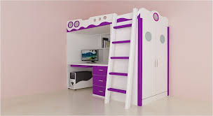 Bunk Beds With Wardrobe Get Modern Complete Home Interior With 20 Years Durability Joyce