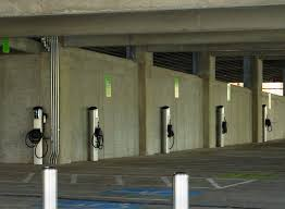build your own ev charging station file electric vehicle charging station at intermodal transit