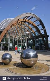 sheffield winter garden tudor square sheffield south yorkshire