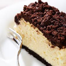 this delicious cheesecake using yogurt or quark with chocolate