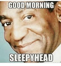 Good Head Meme - good morning sleepy head head meme on esmemes com