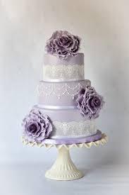 wedding cake lavender wedding cakes the cake flower