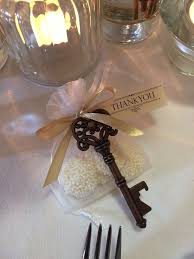 vintage wedding favors best 25 key bottle opener ideas on skeleton key