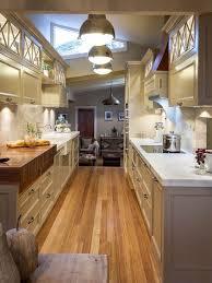am駭agement cuisine en longueur set up a kitchen in length 20 exles to inspire you