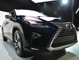 lexus 450h 2015 lexus rx 450h hybrid inhabitat green design innovation