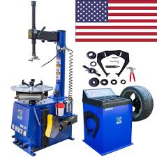 new 1 5 hp tire changer wheel changers machine balancer rim clamp