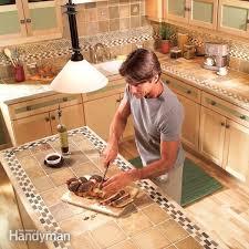 Tile Kitchen Countertop Ceramic Tile Countertop Home U2013 Tiles
