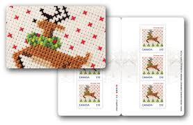 christmas craft u s stamps booklet of 6 2013 designed by