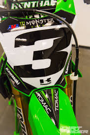 monster motocross helmets 2017 monster energy kawasaki supercross team intro dirt rider