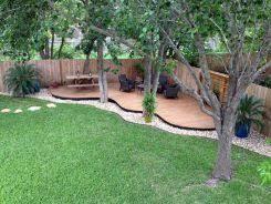 best 25 landscaping backyard on a budget ideas on pinterest