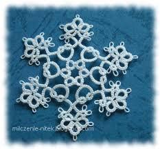2090 best tatting snowflake images on pinterest needle tatting