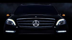 mercedes car emblem mercedes unveils illuminated emblem