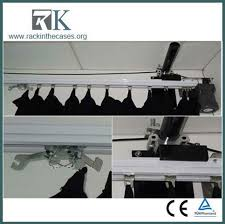 Portable Stage Curtain Rk Sale Motorized Portable Stage Curtain System Pipe And Drape