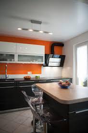 cuisine moderne et design cuisine et bois agencement de cuisine à ève cuisine