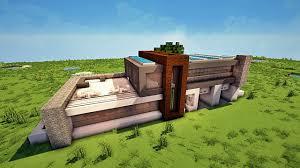 Maison Modern Minecraft by Minecraft Maison Moderne By Krsbomb Youtube