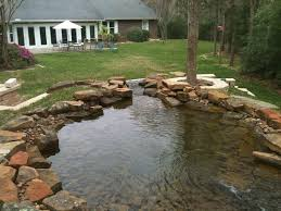 how to troubleshoot leaks in a backyard pond