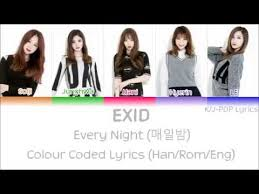download mp3 exid i feel good exid every night 매일밤 mv mp3 mp4 full hd hq mp4 3gp video