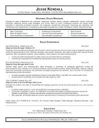 regional manager resume exles sales manager resume sles resumes infinite and exles