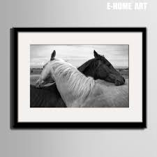 online get cheap horse canvas paintings aliexpress com alibaba