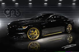 logo ford mustang shelby 2015 gas mustang previewed ahead of sema the news wheel