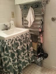 freckles u0027n u0027 family bathroom sink curtain