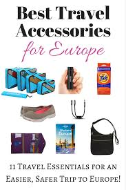 travel accessories images 11 best travel accessories for europe png