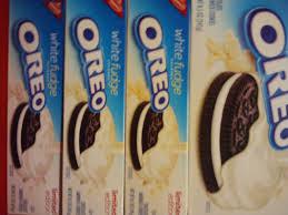 where to buy white fudge oreos oreo white fudge covered chocolate sandwich cookies