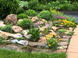 Designing The Beautiful by Rock Gardens Designs Rock Garden Designs The Gardens Home
