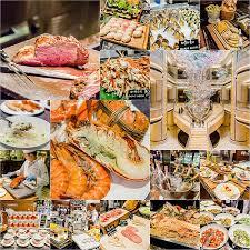 buffet cuisine 馥 50 澳門旅遊 澳門 氹仔美食 澳門銀河 萬豪大酒店 名廚都匯 小虎食夢