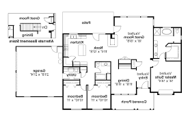 ranch floor plans with split bedrooms ranch split bedroom floor plans with home collection picture