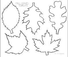 leaf template i am thankful for use this in november