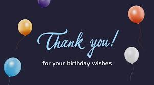 65 thank you status updates for birthday wishes