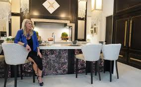 Donna Decorates Dallas Half Million Dollar Texas Size Kitchen By Hgtv Designer Clive