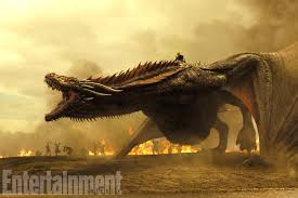 Game Of Thrones Game Of Thrones Unleashes Epic Season 7 Dragon War Photo