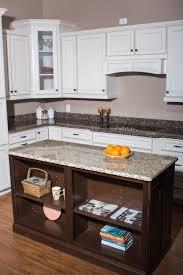 Aristokraft Avalon by Aristokraft Durham Toasted Antique Kitchen Cabinets Cream U0026