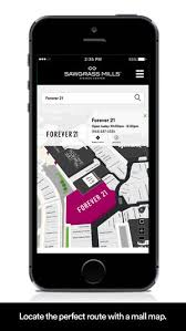 mall app simon malls mills outlets on the app store
