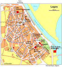 lagos city map 11 top tourist attractions in lagos planetware