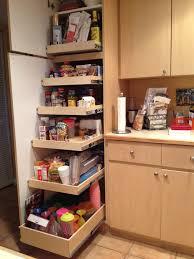 Corner Kitchen Cabinet Storage Ideas Kitchen Pantry Organizing Picgit Com