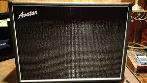 2x12 Guitar Cabinet Avatar 2x12 Guitar Cabinet With Celestion G12m Greenbacks Reverb