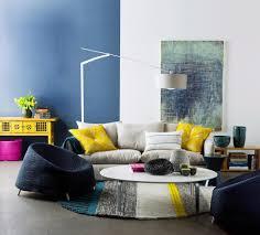 Wohnzimmer Orange Blau Emejing Farbgestaltung Wohnzimmer Blau Ideas House Design Ideas