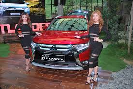 mitsubishi outlander 7 seater all new mitsubishi outlander suv open for booking in malaysia