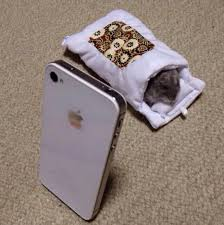 hamster steals iphone u0027s mini futon tokyo otaku mode news