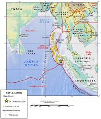Map Of Active Volcanoes In The United States by Indian Ocean Earthquake Triggers Deadly Tsunami