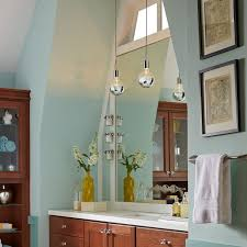 light bathroom ideas best pendant lighting ideas for the modern bathroom design