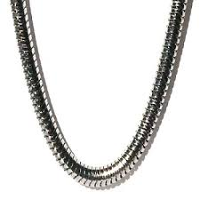 necklace making chains images Stainless steel 21 5 inch 3mm round snake neck chain necklace jpg
