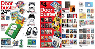 black friday 2017 target deals ps4 xbox one and nintendo switch