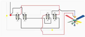 3 switch wiring diagram multiple lights best wiring diagram 2017