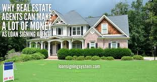 why a real estate agent can make great money as a notary public