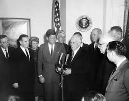 john f kennedy kennedy remembers frost champions the arts wbur